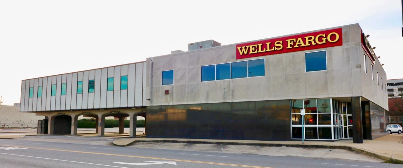 Former Southside Wells Fargo