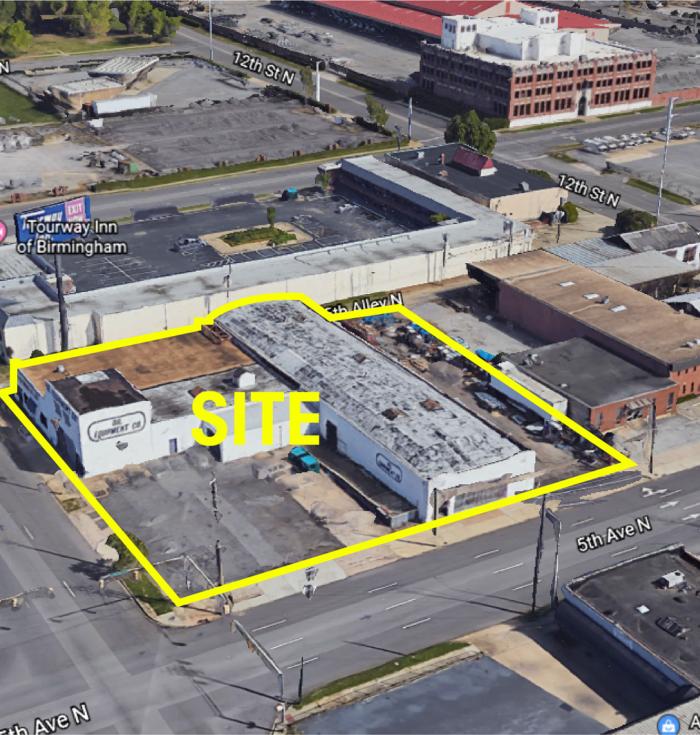20,000 SF Industrial Space For Lease Birmingham, AL