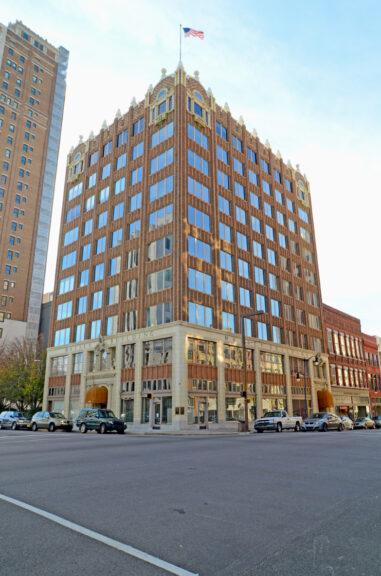 1,366 SF Office Suite For Lease Massey Building Downtown Birmignham, AL